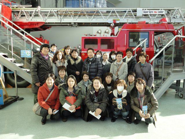 平成29年度前田女性部研修旅行