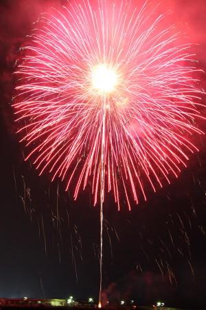 岩内町怒濤祭り 花火大会